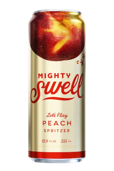 Mighty Swell Peach Spritzer Ned Kellys Pub
