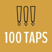 100 Taps